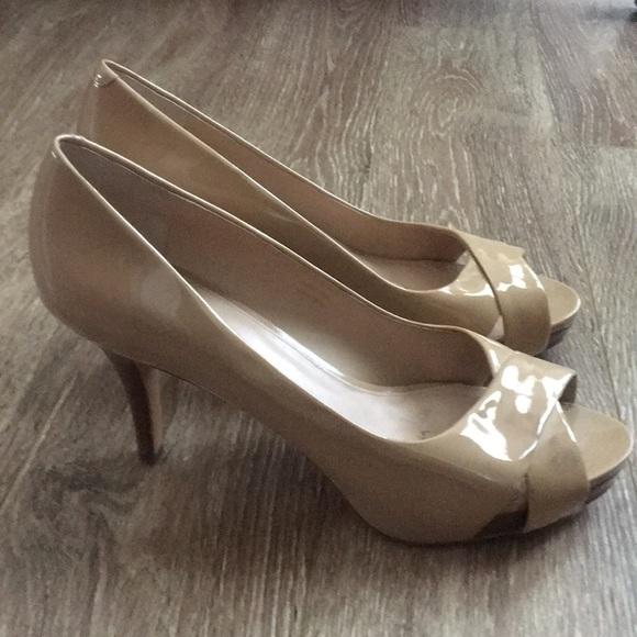 Via Spiga Shoes - Via Spiga Patent leather heels